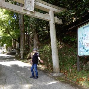 本瀧山のカフェ・景色良いな~