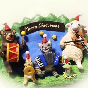 クリスマス音楽隊♪♪
