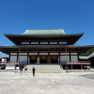 成田山新勝寺で、心は少しは整ったか。