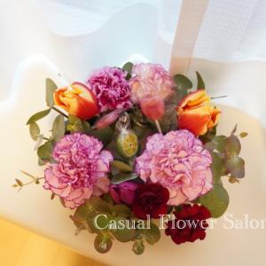 【バレンタイン花育】パパが喜ぶキャンディリースを作ろう!