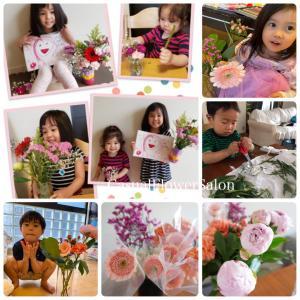 花で育む子どもたちの未来。