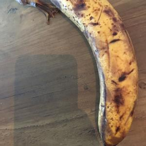 わんわんとバナナの思い出