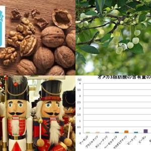 【食育クイズ:Vol.331】9月30日は「くるみの日」! 「くるみ」を漢字で書くと?