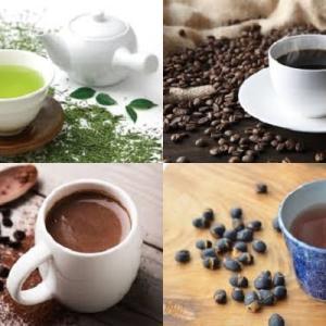 【食育クイズ:Vol.393】予防医学の基礎 クイズ!緑茶、コーヒー、ココア、黒豆茶の効果は?