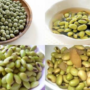 【食育クイズ:Vol.443】「青大豆」を茹で、  醤油で味付けをした郷土料理名は?