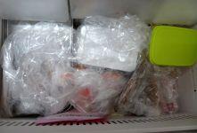 閉まらなくなった冷凍庫の整理と在庫チェック