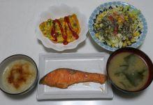 肉無い?野菜高い?を凌ぐ日 / 最近の夕ご飯