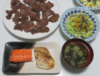七夕の願い事 / 最近の夕ご飯