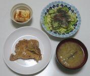梅雨の憂鬱~追加でお願い! / 最近の夕ご飯
