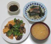 夫の100円に救われています / 最近の夕ご飯