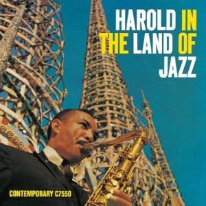 """Harold in the Land of Jazz"" のとんがりコーンのような塔"