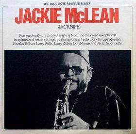 High Frequency/ Jackie McLean ジャッキー・マクリーン