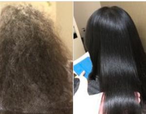 女性は髪がツヤツヤしてる方が後ろ姿が若く見えると気づいた【自分磨き】