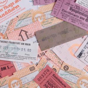 チケットは消費税は課税?非課税?