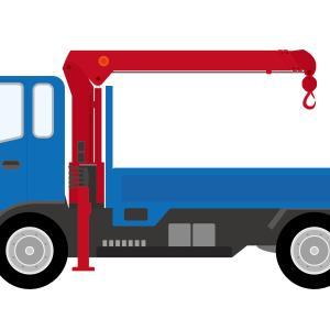 特殊車両の「車両及び運搬具」と「機械及び装置」の選択