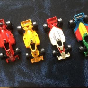 1987年 トミカF1 4チーム