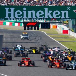 2020年F1日本GP中止に思う事