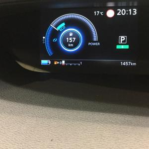 セレナe-POWER燃費レポート2