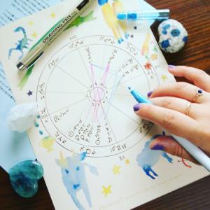 新月のお願いを書いていたら、振られた話。