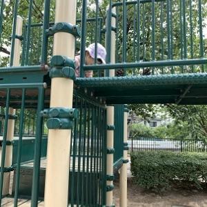 石屋川公園であそびました