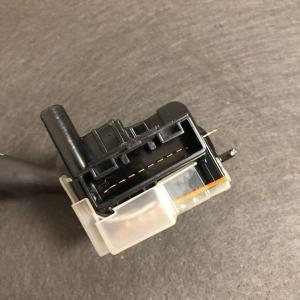 ステラ 間欠ワイパーのバージョンアップ(時間調整機能の付加)ディマースイッチ交換