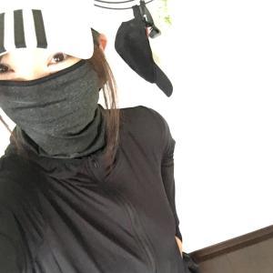 7/29 運動記録 滝汗で化粧落ちる問題の対策