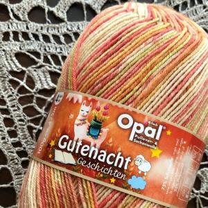 初オパール毛糸