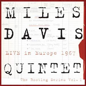Live In Europe 1967, The Bootleg Series Vol. 1 (Miles Davis) - Jazz