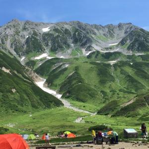立山、奥大日岳に登ってきました〜走ってないですけどね