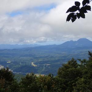 9月14日の大万木山④