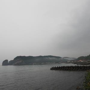 鬼村の鬼岩(日本遺産・石見の火山が伝える悠久の歴史)