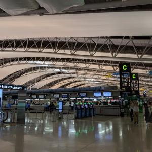 関西空港 〜