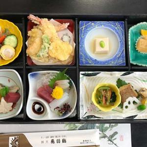 『割烹音羽鮨 芦屋店』●桔梗膳(ききょうぜん)