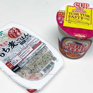 『カップヌードル炒飯:トムヤムクンヌードル』