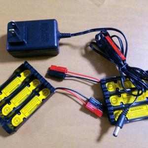リチウム充電池18650
