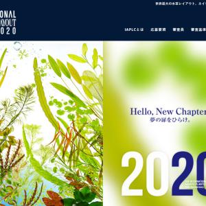 世界水草レイアウトコンテスト2020イメージ