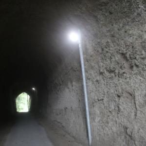 特別な素掘隧道~千田谷隧道