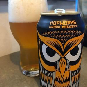 HUB Powell the Owl IPA