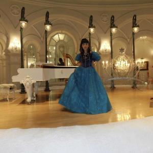 ♪雪の美術館で・・・コンサートに出演!