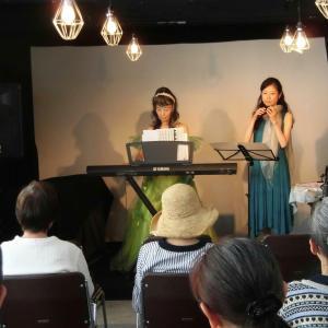 新緑コンサートwithオカリナ…5月19日