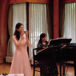 三人のジョイント・コンサートin木楽輪 ・・・6月9日