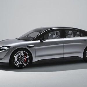 米国「CES 2020」でソニーが電気自動車「VISION-S(ビジョン エス)」を発表 - 次のトレンドは「MOBILITY」