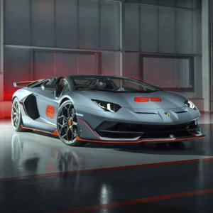 ランボルギー二、特別な限定モデル発表 - 「アヴェンタドールSVJ63ロードスター」と「ウラカン・エボGTセレブレーション」