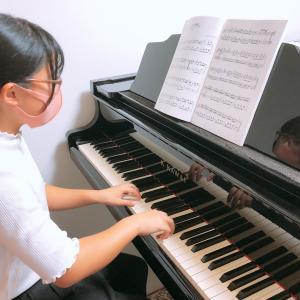 中学生とピアノの関わり方