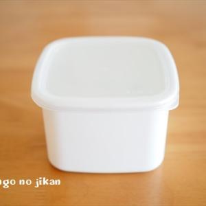【生理カップ】野田琺瑯のホーロー容器が煮沸消毒にちょうどいい!私流の管理方法と現在のトイレ収納。
