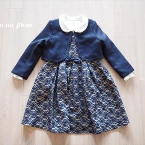 【卒園・入学準備】娘のセレモニー服選び。『anyFAM』でワンピースとジャケットを購入しました!