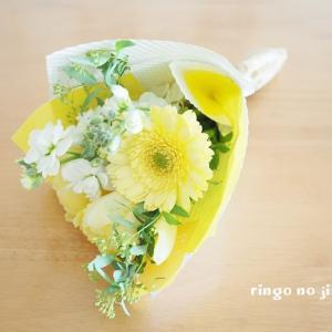 花のある生活を試して1ヶ月。心地よさに惹かれ『お花の定期便』を利用してみることにしました!