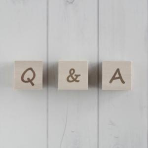【Q&A】プレゼント企画でいただいたご質問にお答えします!
