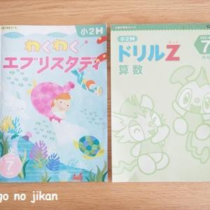 【小2・Z会】実際に取り組んでみて特に『国語』に良さ感じました!娘の書いた文章の記録。