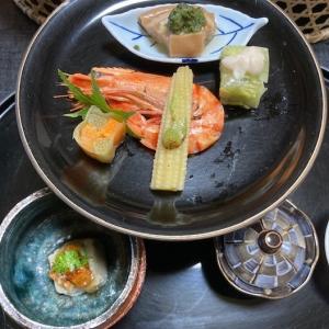 ホテル秀峰閣 湖月 夕食